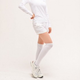 장양말(스타킹)-흰색